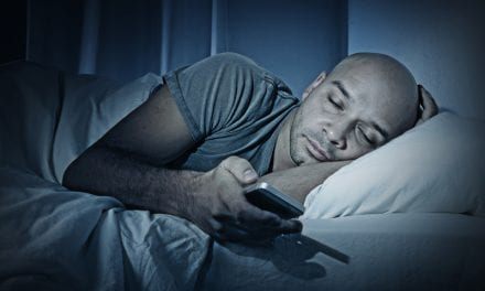 Third of Americans Check Phones Within 5 Minutes Before Going to Sleep