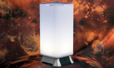 Get Better Sleep With the Lamp Astronauts Use