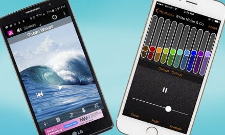Smartphone Apps Can Sound as Good as a White-Noise Machine