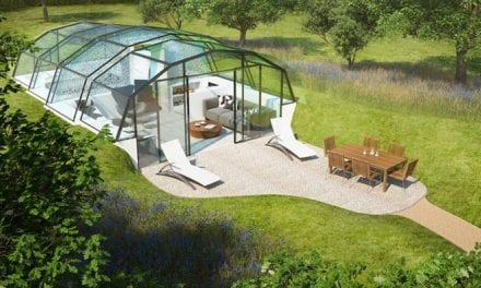 Photon Space Glass Home to Help Residents Get in the (Circadian) Rhythm