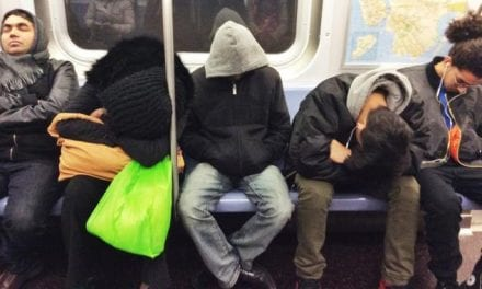 NYPD Commissioner Bill Bratton Says Cops Will Wake Up Sleeping Subway Riders to Protect Them from Crime