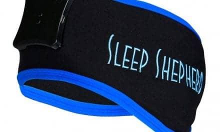 The $159 Headband That Lulls You to Sleep: Sleep Shepherd Tracks Brain Activity and Plays Low Frequency Beats to Help You Relax