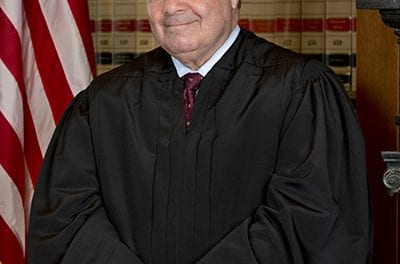 Questions About the Death of Justice Scalia