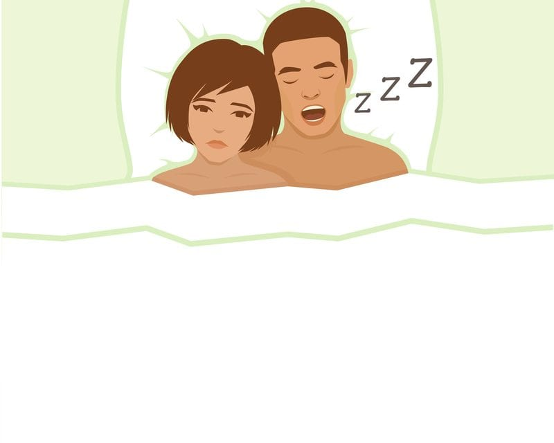 More Couples Aren't Sleeping Together, But Lost Love Isn't Always Why