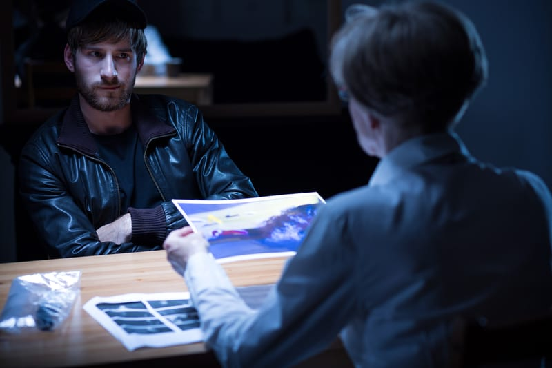 Sleep Deprivation Linked to False Confessions
