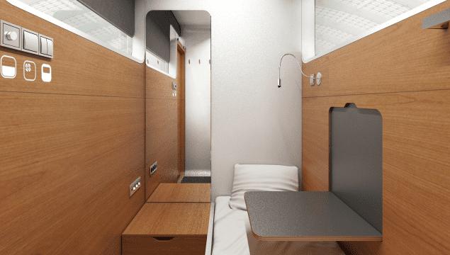 Sleepbox Is Bringing Public Napping Cabins to Boston