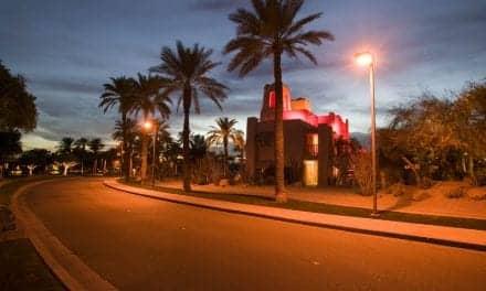 Street Lights May Be Keeping You Awake