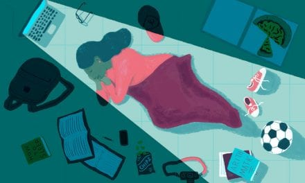 How College Students Are Sleeping … Or Not