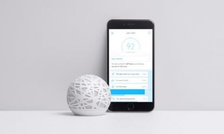 Lullaby Device That Monitors Users' Sleep Launches in the UK