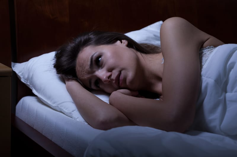 Study Shows Sleep Disturbances Common Among Military Spouses