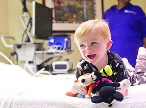 New Pediatric Sleep Lab Opens This Week