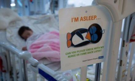 Mattel Children's Hospital UCLA Makes Sure Patients Get A Chance to Sleep