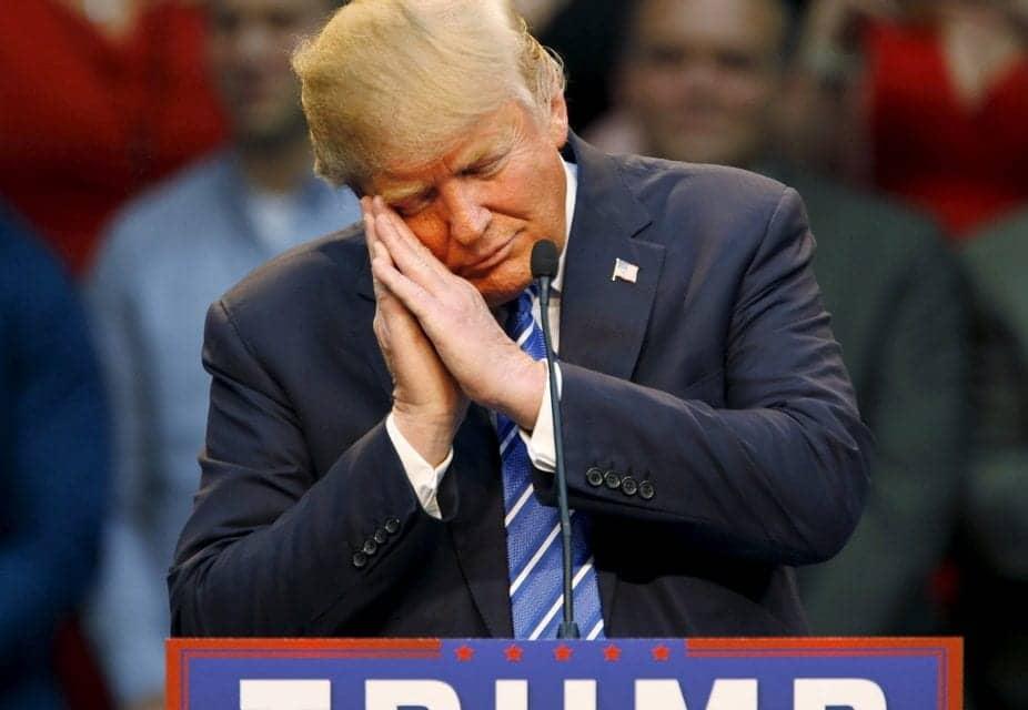 Even Presidential Candidates Need Sleep