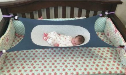 Man Invents Device to Help Prevent Infant Death While Babies Sleep