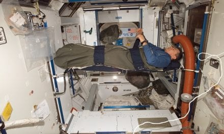Study on Sleep Quality for Astronauts Led by NASA