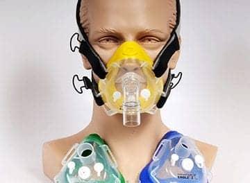 Hans Rudolph EAGLE Disposable Masks