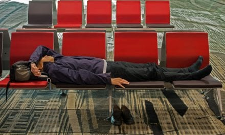Editor's Message: Catching Up to Jet Lag