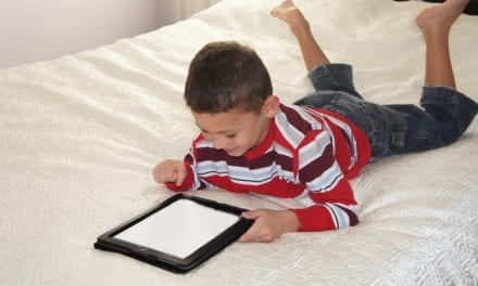 Bedtime Use of Media Devices More Than Doubles Risk of Poor Sleep in Children