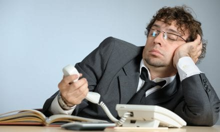 Almost 30% of Canadians Go to Work Feeling Tired