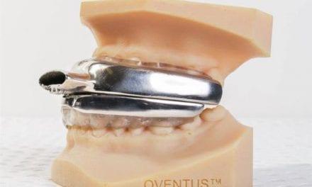 Oventus Opens Australian 3D Printing Facility for O2Vent Sleep Apnea Device