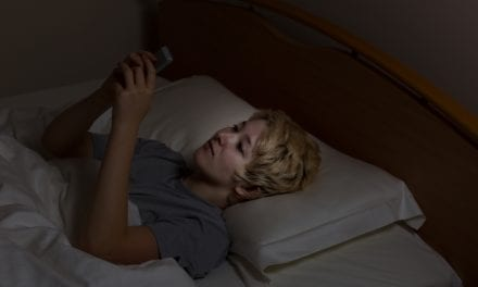 1 in 5 Young People Lose Sleep Over Social Media