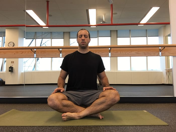 For Athletes, Yoga Can Improve Sleep and Boost Recovery