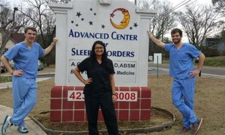 Local Students Receive Training At The Advanced Center For Sleep Disorders On East Brainerd Road