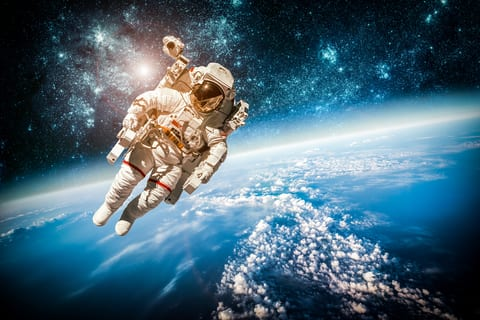 Space Station Shut-Eye: New LED Lights May Help Astronauts (and You) Sleep Better