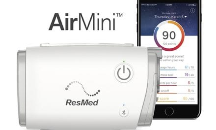 ResMed Unveils AirMini Travel CPAP