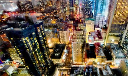 Bright Lights And Big Cities Are Bad For Your Health