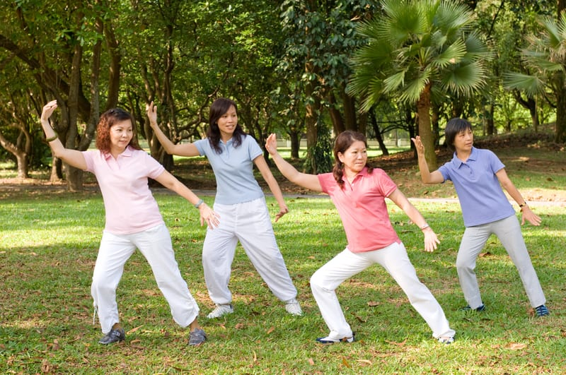 Tai Chi Relieves Insomnia in Breast Cancer Survivors