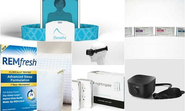 7 New Options for Sleep-Onset Insomnia