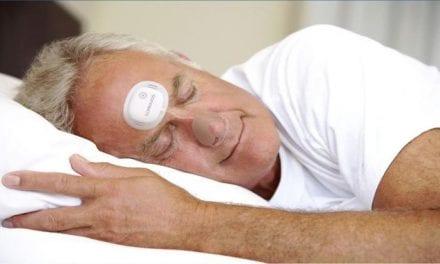 Wearable Patch Found to Detect Sleep Apnea