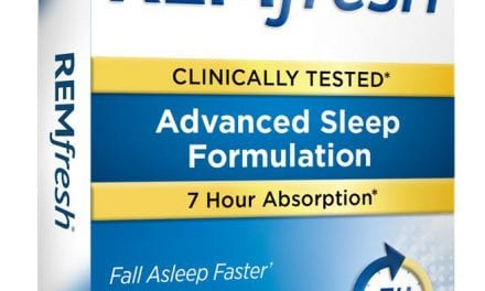 3-Year Study Confirms Favorable Safety & Tolerability Profile of REMFresh Melatonin