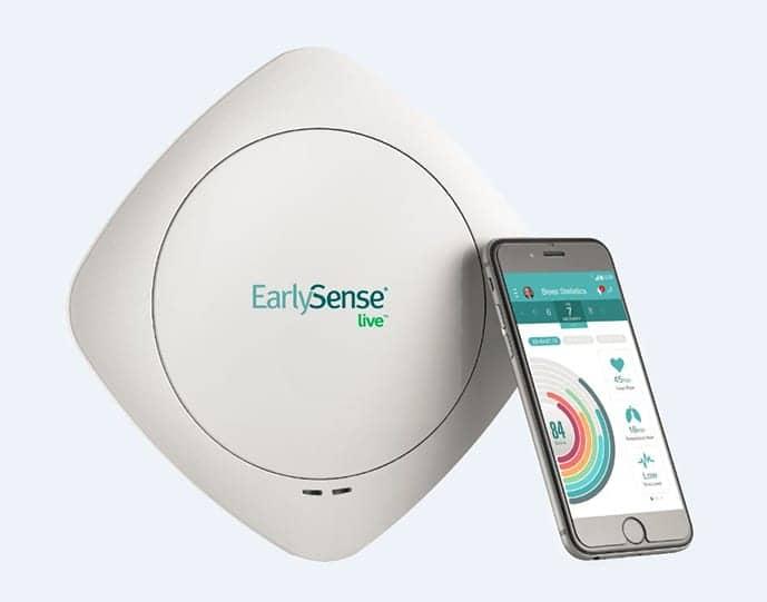 EarlySense's Contact-Free Sensor Accurately Detects Sleep Apnea in Children
