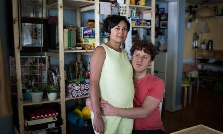 A Couple's Quest To Stop A Rare Disease Before It Takes One Of Them