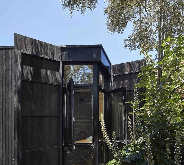 Empathic and Experimental: Garden Pavilion Provides Architectural Relief from Insomnia