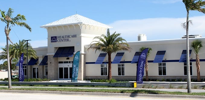 Parrish Healthcare Center at Port Canaveral Opens