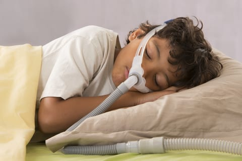 Automated Measure of Nighttime Oxygen Levels Could Speed Diagnosis of Childhood Sleep Apnea