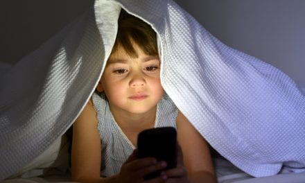 In Elementary Age Kids, Technology Use Linked to Shorter Sleep Duration