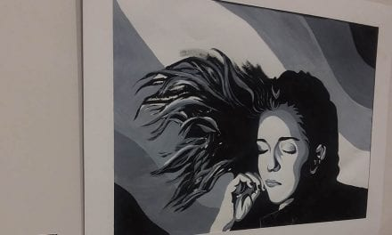 Art Exhibit Features Difficult Themes