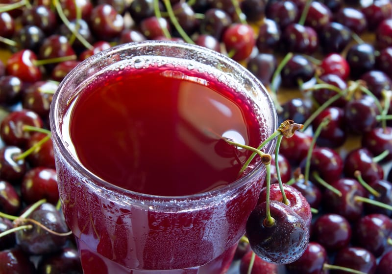 8-Person Pilot Study: Montmorency Tart Cherry Juice Increased Sleep Time By 84 Minutes