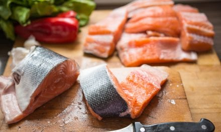 Weekly Fish Consumption Linked to Better Sleep