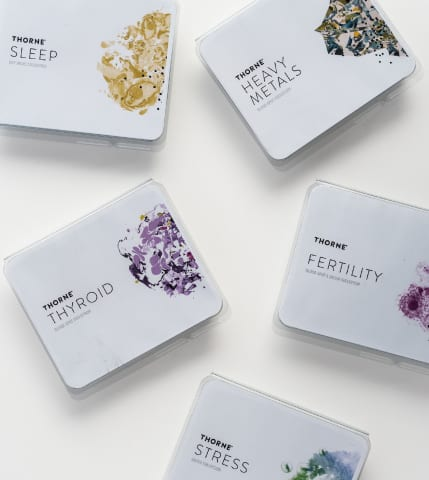 Thorne Launches Home Urine Test for Sleep That Measures Melatonin and Cortisol Levels