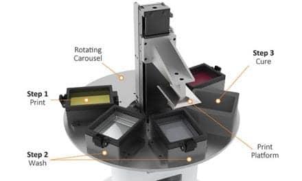 Structo Velox Dental 3D Printer