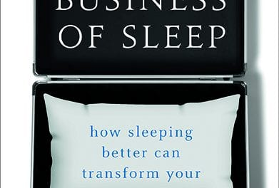 New Book: The Business of Sleep