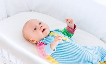 Human Infant Brains, Bodies Are Active During New Sleep Stage