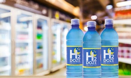 H2Doze Travel-friendly Distilled Water for CPAP Users