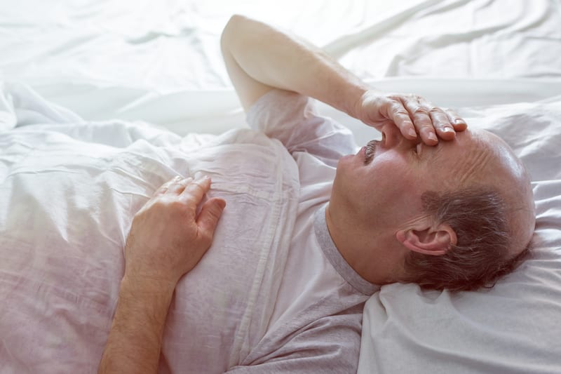 In Older Adults, Obstructive Sleep Apnea Is Often Present But Infrequently Diagnosed