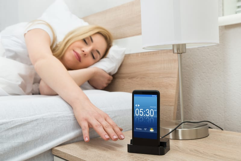 Sleep Disorder, or Smartphone Disorder? [Editor's Message]